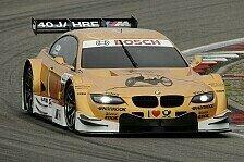 DTM - Test auf dem N�rburgring: Video: Alex Zanardi im BMW M3 DTM