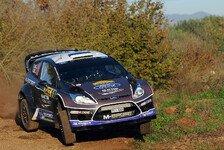 WRC - Der Este jagt die Spitze: T�nak nach Tag eins F�nfter
