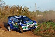 WRC - Habe dem Team & dem Sport viel zu geben: Solberg: Cockpit wichtiger als Geld