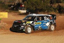 WRC - Endlich wieder am Steuer: Nikara f�r Mini in Finnland am Start