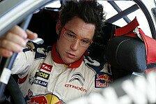 WRC - Noch ein weiteres Jahr: Neuville noch nicht bereit f�r 3. Citroen-Cockpit