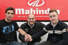 Moto3 - 2013 Partnerschaft mit Suter : Mahindra verpflichtet Oliveira und Vazquez