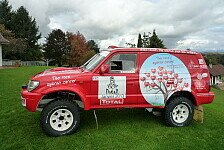 Dakar Rallye - Michoulier: Ein geschäftsfreies Projekt