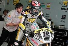 Moto2 - Operation gibt Grund zur Hoffnung: L�thi: Comeback schon in Jerez?
