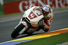 Moto2 - Letztes Rennen f�rs Team: Krummenacher fehlte der letzte Feinschliff