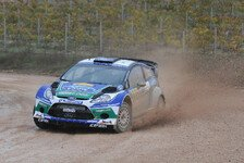 WRC - Ein emotionaler Abschied: Video: Die Highlights der Rallye Spanien 2012