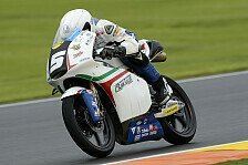 Moto3 - Weiter mit FTR-Honda: Team Italia FMI 2013 mit Fenati und Bagnaia