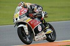 Moto3 - Jede Menge Informationen: Louis Rossi sieht Potential f�r Sonntag