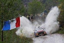 WRC - Konkurrenz deutlich auf Abstand: Loeb beendet Tag als F�hrender
