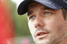 WRC - Keine Zeit zum Verschnaufen: Sebastien Loeb