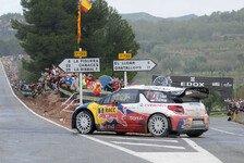 WRC - Test vor Saisonauftakt: Video: Loeb bereitet sich auf Monte Carlo vor