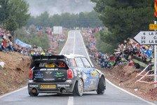WRC - Tidemand fiebert Heimevent entgegen: Nikara in Schweden erneut im Mini am Start
