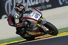 Moto2 - Gewichtslimit sollte mir entgegenkommen: Redding erwartet Kampf mit L�thi und Espargaro
