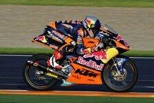 Moto3 - 2013er KTM in Almeria auf der Strecke: Sissis, Khairuddin und Salom mit erstem Test