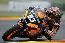 MotoGP - Schritt von 125er auf Moto2 gr��er: Marquez: Moto2 perfekt f�r MotoGP