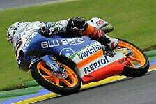 Moto3 - Werksmaschine bevorzugt: Vinales f�hrt 2013 KTM bei Laglisse