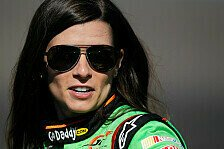 NASCAR - Interessant wird's erst zu Hause: Patrick: Beziehung mit Fahrerkollege