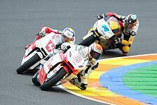 Moto2 - Nur Platz 28 f�r Mike di Meglio : Kiefer Racing erlebt schwieriges Finale