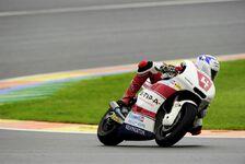 Moto2 - Schon zu sp�t: Krummenacher: Nicht nach meinen Vorstellungen