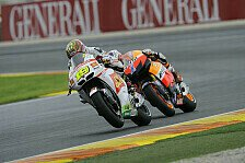 MotoGP - Platz vier im Rennen und f�nf in der WM f�r Bautista: Pirro holt bestes Ergebnis einer CR-Maschine