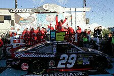 NASCAR - Bilder: AdvoCare 500(k) - 35. Lauf