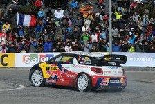 WRC - Zusammenfassungen am Sonntagabend: n-tv �bertr�gt Rallye-WM und Dakar