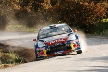 WRC - Applaus f�r den Champion: Video - Rallye Spanien aus der Sicht von Citroen