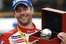 WRC - Siegeswille ungebrochen: Loeb: Ein merkw�rdiges Gef�hl