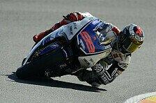 MotoGP - Die Tr�ume erf�llt: Lorenzo: Ich habe keinen Druck