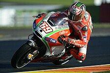 MotoGP - Superbike-Piloten schneller: Hayden testet Chassis und Schwinge