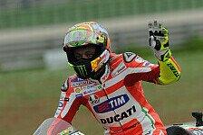 MotoGP - Vom Regen in die Traufe: R�ckblick: Ducati