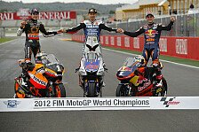 MotoGP - Bilder: Bilder des Jahres 2012: Highlights