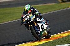 Moto2 - Einsteiger, Umsteiger und Neuerungen: Espargaro bei Moto2-Test in Valencia voran