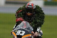 Moto2 - Marquez soll in der Moto2 bleiben: Umstrittener Weltmeister