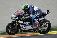 Moto2 - Cortese muss ersten Sturz wegstecken: Espargaro toppt Testtag zwei