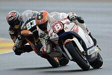 Moto2 - Erster Test in Almeria: Rea bleibt in der Moto2