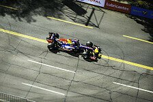 Formel 1 - F1-Sound im Stadtteil Palermo: Video - Ricciardo rast durch Buenos Aires
