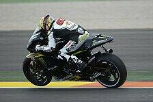 MotoGP - Der Altmeister zum Moto2-Test: Capirossi: Biaggi wird langsam alt