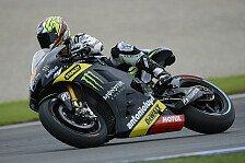 MotoGP - Neue Reifen f�rdern Sicherheit: Capirossi: Gro�es Lob an Bridgestone