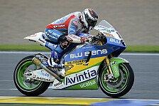 MotoGP - Neben dem Wetter st�rte Chattering: Barbera und Aoyama nach Tests optimistisch