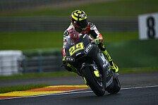 MotoGP - N�chste Herausforderung Englisch: Iannone hat Spa� in der MotoGP