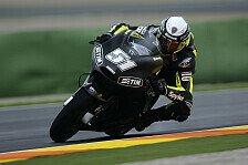 MotoGP - Jerez begr��t mit Regen: Ducati-Test f�llt fast ins Wasser