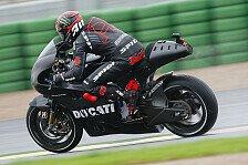 MotoGP - Gute Stimmung nach dem Test: Preziosi sieht gute Zukunft f�r Ducati