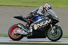 MotoGP - Daten sammeln, weitermachen: Barbera, Corti & Edwards zum 2. Testtag