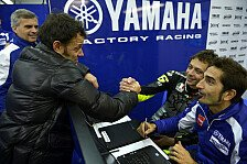 MotoGP - Titel eher unwahrscheinlich: Capirossi sicher: Rossi wird gewinnen