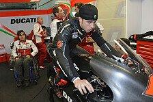 MotoGP - Dovizioso setzt mit Schmerzen aus: Hayden arbeitet Testprogramm ab