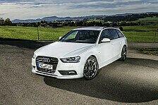 Auto - Power, Prestige und Performance : Neuer ABT AS4 und AS4 Avant