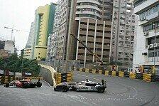 Mehr Motorsport - Wehrlein vorerst Zehnter, Gilbert 23. : M�cke: Rosenqvist im ersten Macau-Quali auf Rang 2