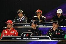 Formel 1 - Brauchen Leute wie ihn: Hartstein-Aus: Fahrer wollen Antworten