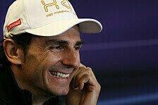 Formel 1 - Unglaublich motiviert: De la Rosa hei� auf Ferrari-Arbeitsbeginn